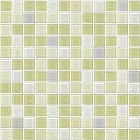 mozaiky | skleněná mozaika | Crystal | MCO 231020 – olivový mix